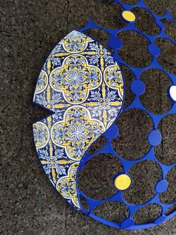 Peixe Cerâmica XVII