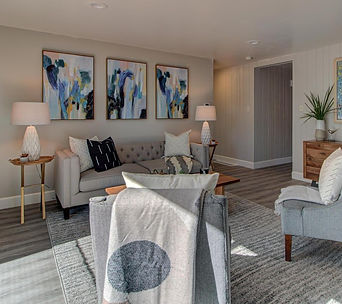 Home staging and home stager