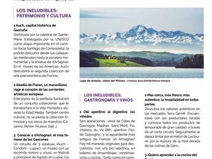 La campagne presse de printemps du CDT séduit l'Espagne !