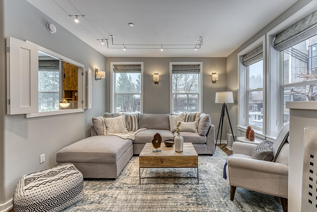Squaw Peak and Olympic Valley home staging and home design