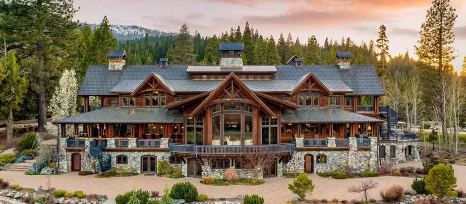The Evans Ranch, Clio, California