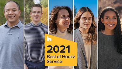 Houzz 2021 Best of Service K. Donavan