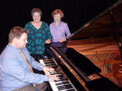 2010 - SS Dysart Piano Donation