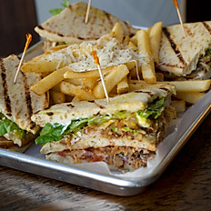 Gyro Club Sandwich