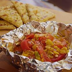 Grilled Feta