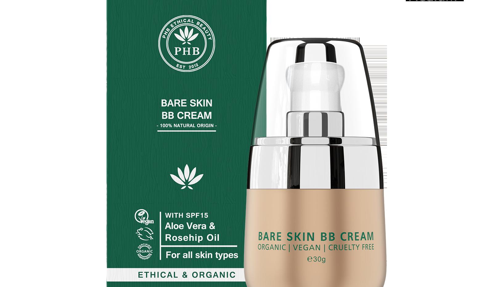 PHB Bare Skin BB Cream - Medium.png
