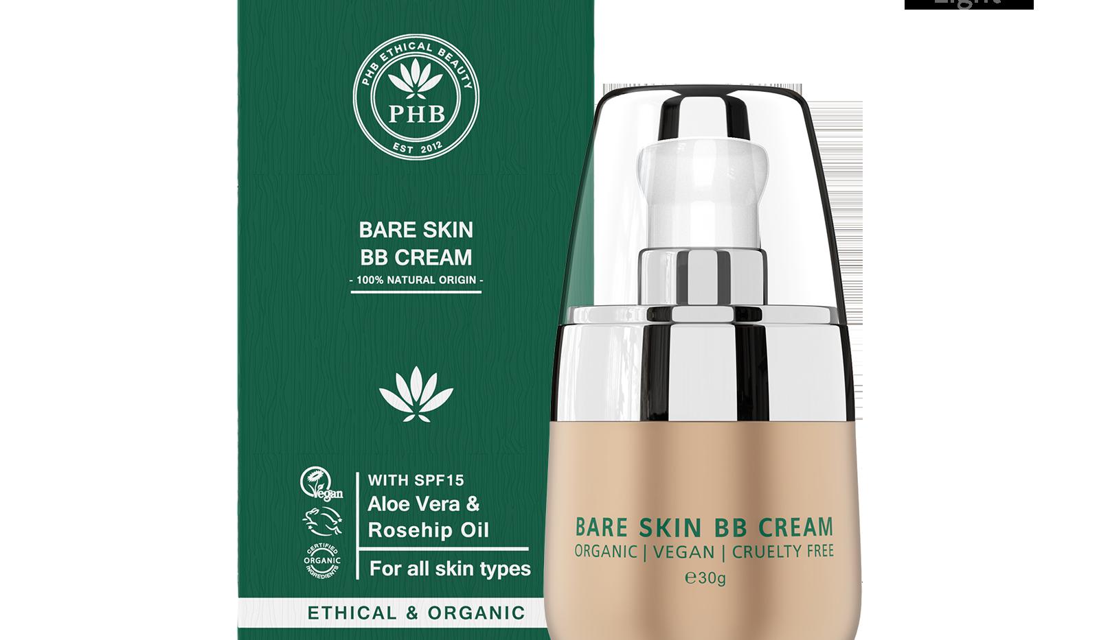 PHB Bare Skin BB Cream - Light.png