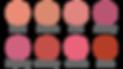 PHB 100% Pure Organic Lipstick - color.p