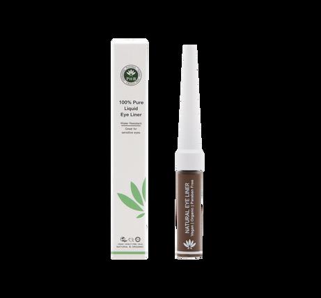 PHB 100% Pure Liquid Eye Liner - Brown.p