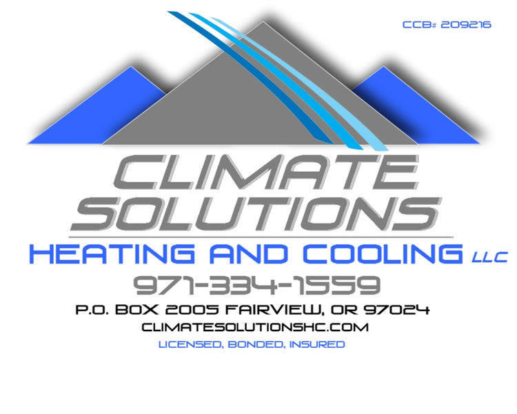 ClimateSolutions Heating and Cooling of Troutdale Or