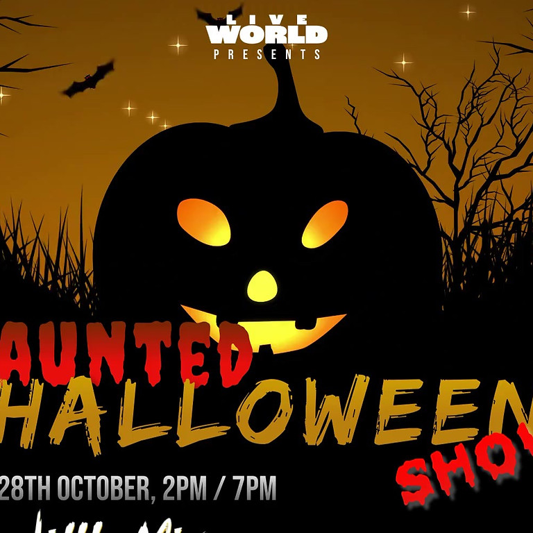 Haunted Halloween Show (Little Mix, 2pm)