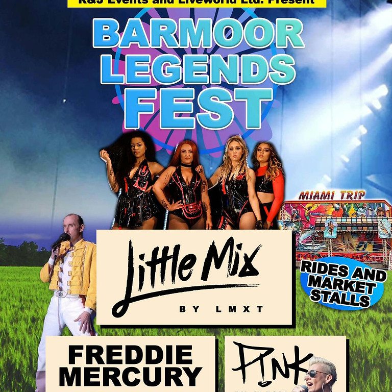 Barmoor Legends Fest!
