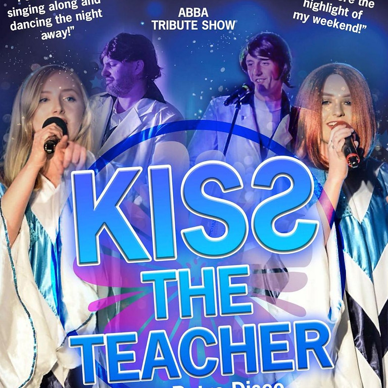 Kiss the teacher (tribute to Abba)