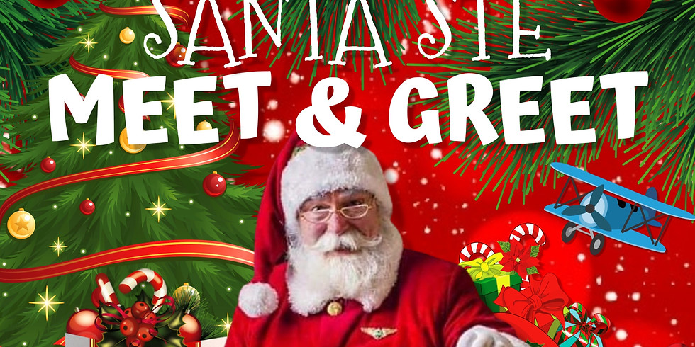 Santa Ste meet & Greet