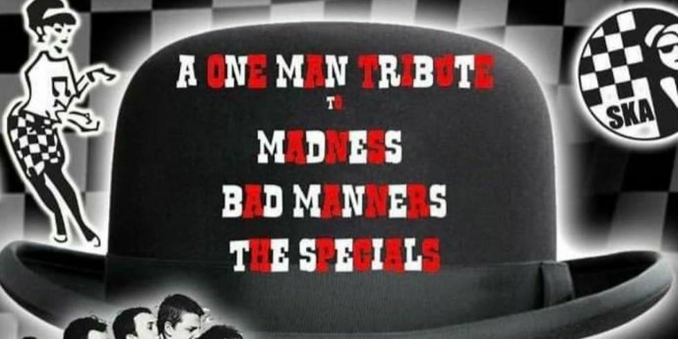 MAD MANNERS (madness, bad manners & the specials)