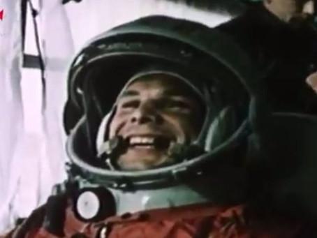 Hace 60 años llegó por primera vez un humano al espacio