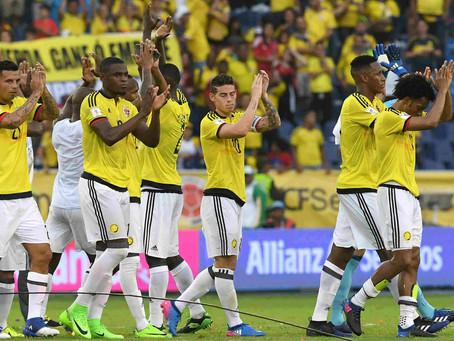 ESPAÑA VS COLOMBIA UN BUEN EXAMEN PARA PEKERMAN Y SUS DIRIGIDOS.