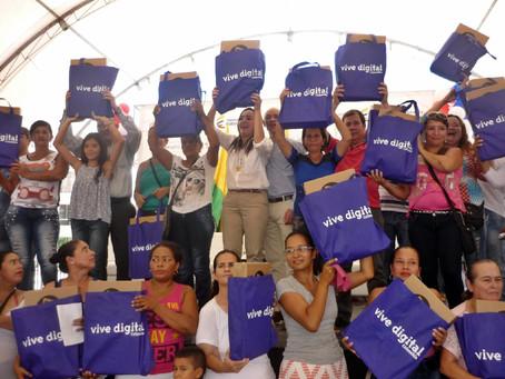 82 COMPUTADORES FUERON ENTREGADOS A FAMILIAS DE LA CIUDADELA XVI DE JULIO
