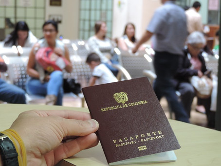 EN CALDAS ENTREGARÁN PASAPORTES A DOMICILIO A TRAVÉS DE LA RED POSTAL 4-72