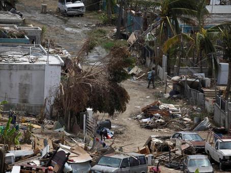 SOLIDARIDAD DEL EPISCOPADO COLOMBIANO CON PUERTO RICO Y REPÚBLICA DOMINICANA