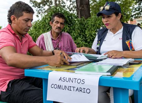ADMINISTRACION MUNICIPAL DESCENTRALIZA SERVICIOS DE ATENCION A LA COMUNIDAD