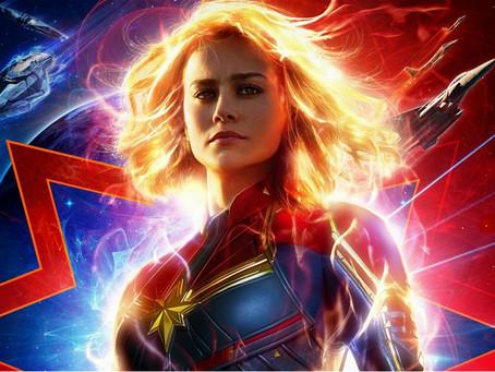 """Capitana Marvel"" estrena póster y nuevo tráiler"