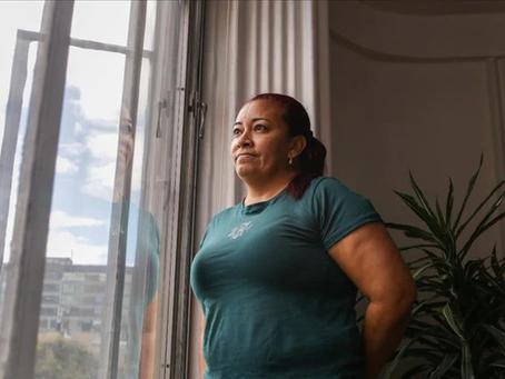 La sobreviviente a la masacre de El Salado que apoya a otras víctimas de violencia sexual en el país