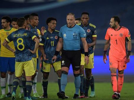 ¿Es válido el primer gol de Brasil?: esto dice el reglamento?