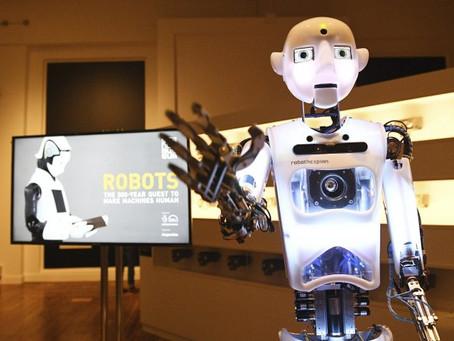 UN ROBOT QUE DETECTA EL ESTADO DE ANIMO DE LOS SERES HUMANOS.
