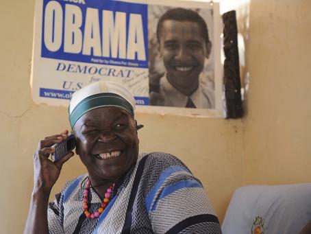 Murió Mama Sarah Onyango Obama, la abuelastra keniana de Barack Obama