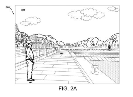 Google solicitó la patente para unos patines de realidad virtual