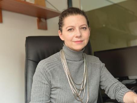 Blanca Llorente trabaja por un futuro sin humo