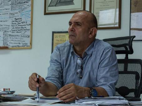 ALCALDE DIEGO PINEDA SE REUNIÓ CON LAS ENTIDADES PRESTADORAS DE SALUD DEL MUNICIPIO