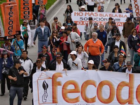 NO HAY RECURSOS PARA CUMPLIR EXIGENCIAS DE FECODE DICE EL GOBIERNO.