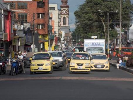 Así quedó el pico y placa en las principales ciudades del país