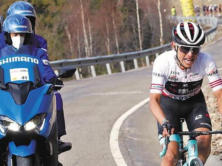 Estaban Chaves compartirá el liderazgo del Bike Exchange con Simon Yates en el Tour de Francia