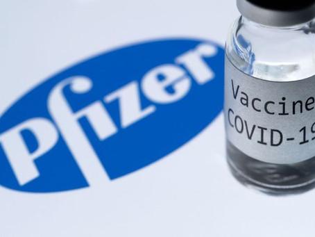 Pfizer dice que su vacuna contra el COVID-19 es efectiva para jóvenes entre 12 y 15 años