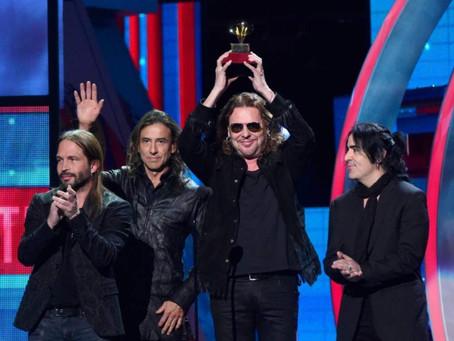 Maná recibe el premio Persona del Año en  los Latin Grammy
