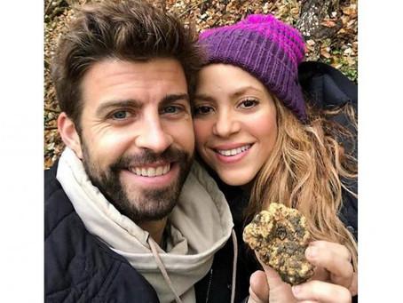 Shakira y Piqué recuperan el tiempo perdido de una forma muy divertida