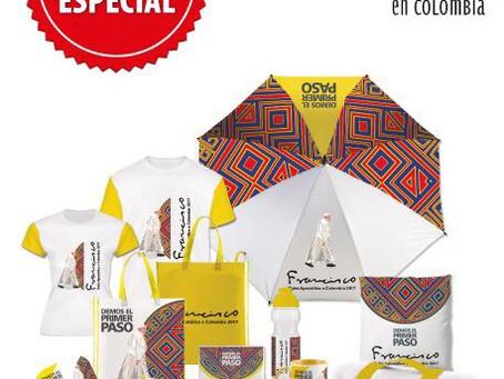 COLOMBIA EN MODO PAPA