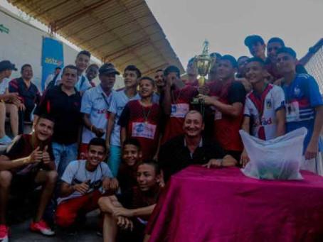 La Dorada celebró en el Departamental de Fútbol