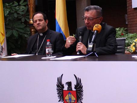 CLAVES PARA SEGUIR CONSTRUYENDO PAZ, OBISPOS DE COLOMBIA
