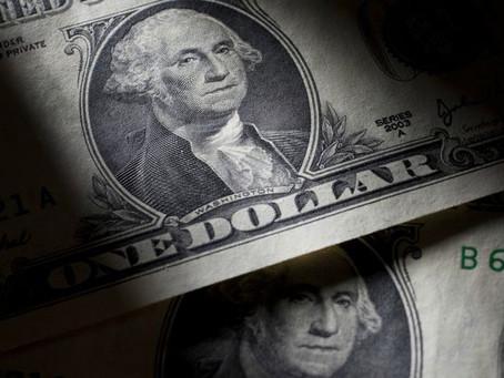 Fuerte caída del dólar: baja $53 y se cotiza cerca de los $3.600