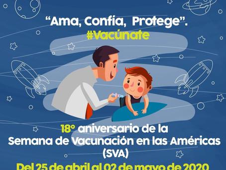 La jornada de vacunación en Caldas irá hasta el 2 de mayo