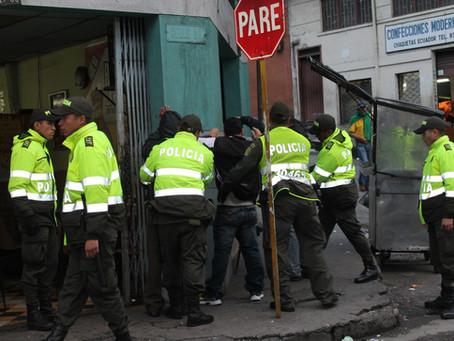 LA POLICÍA EN CALDAS, PRESENTA EL BALANCE DE SEGURIDAD Y OPERATIVO DEL FIN DE SEMANA EN EL DEPARTAME