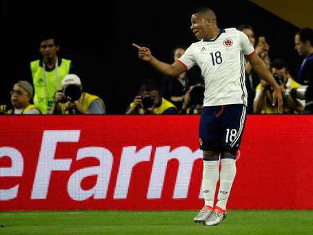 Frank Fabra se unirá a la selección de Colombia para la Copa América