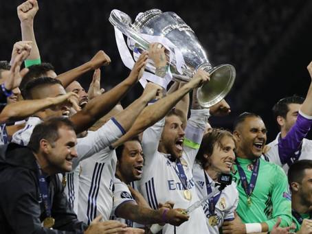 REAL MADRID, REALMENTE SORPRENDENTE.