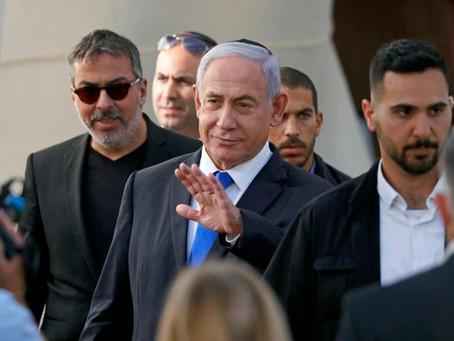 El parlamento israelí votará este domingo sobre futuro gobierno sin Netanyahu