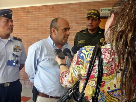 CONCEJO REGIONAL DE SEGURIDAD SE LLEVÓ A CABO EN EL CENTRO DE CONVIVENCIA DE LA DORADA