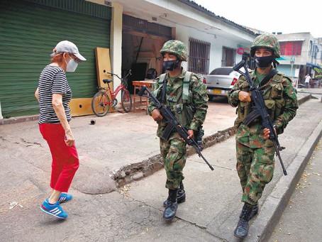 Asistencia militar: ¿el Gobierno le cierra la puerta al diálogo?